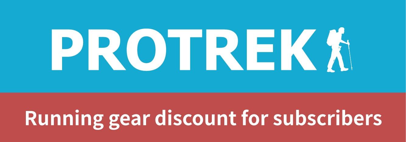 Sponsor ProTrek logo